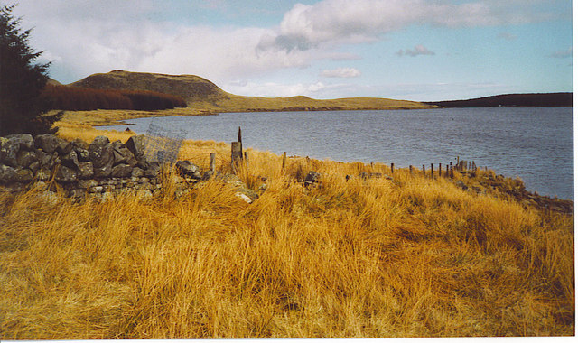 Loch Glow from the West