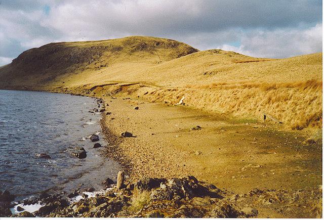 Loch Glow Shoreline