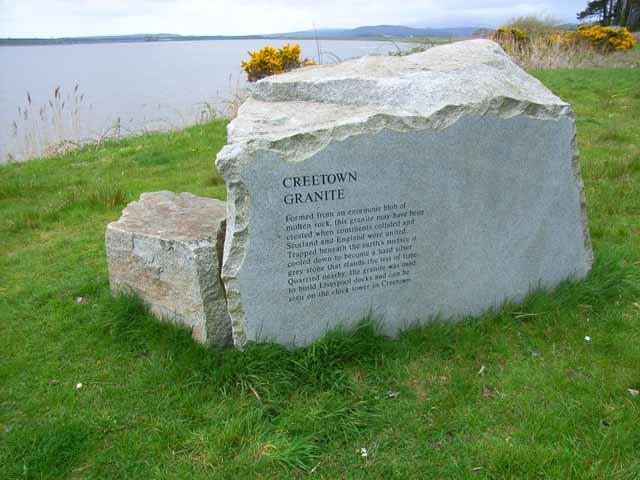 The Creetown Granite