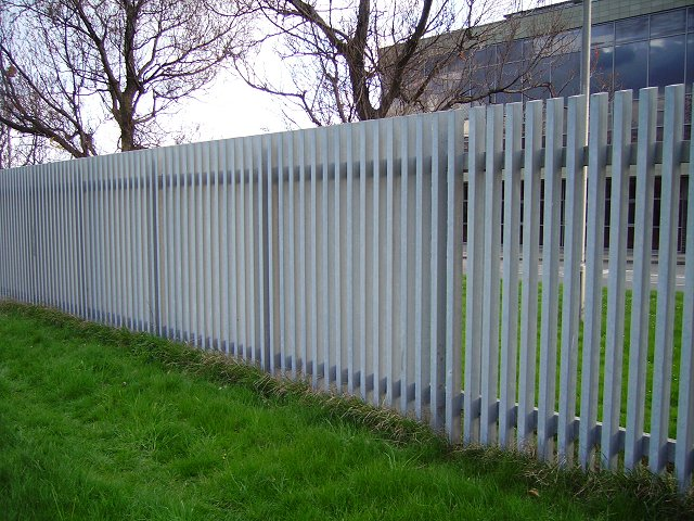 Power Station fence