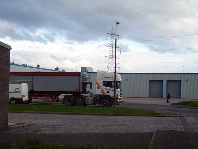 Whin Park Industrial Estate