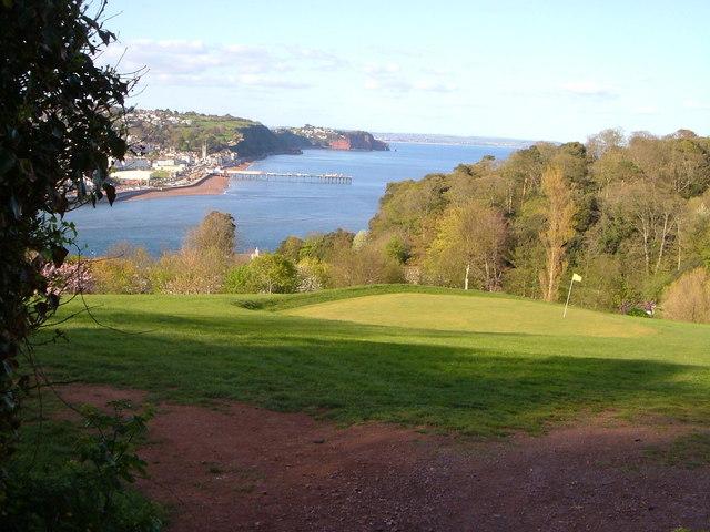 Shaldon Approach Golf Course