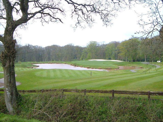 Woodbury Park golf course
