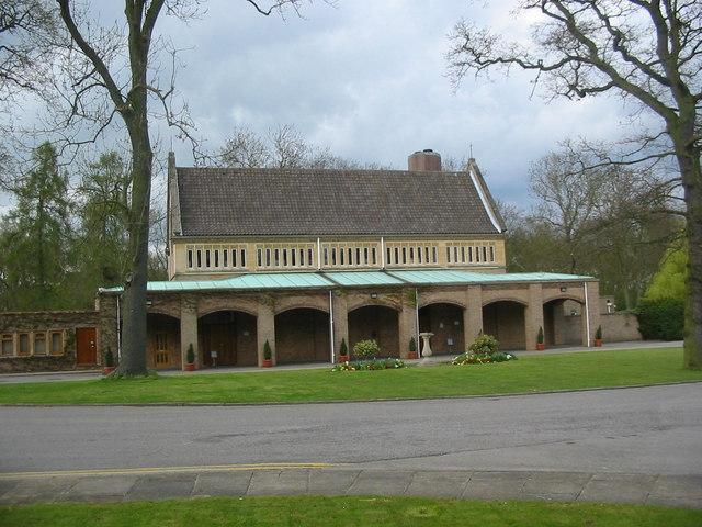 Peterborough Crematorium