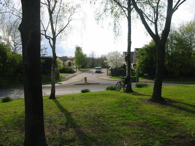 Housing Estate Near Bretton