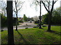 TF1501 : Housing Estate Near Bretton by Mike Bardill