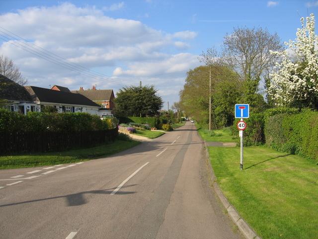 Perrymill Lane, Sambourne