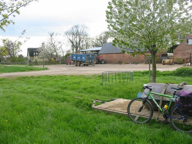 Park Farm near Milton Park