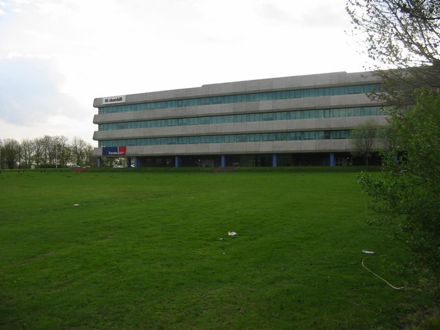 Offices in Longthorpe