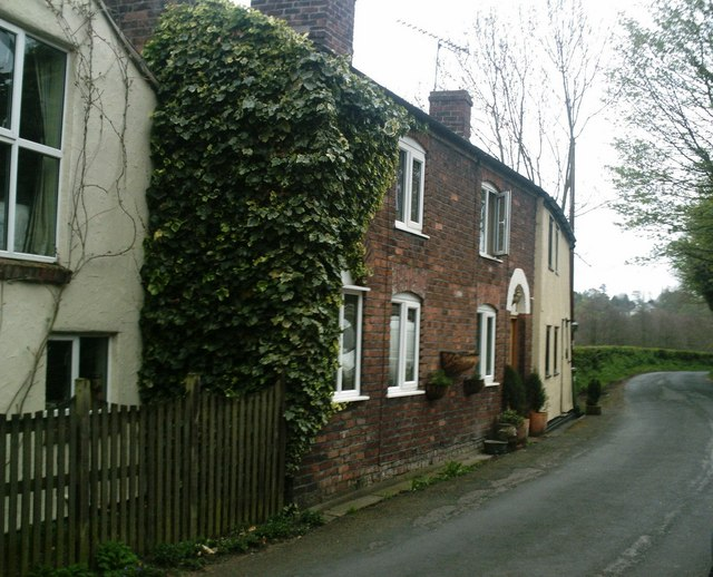 Pinfold Cottages, Cuddington