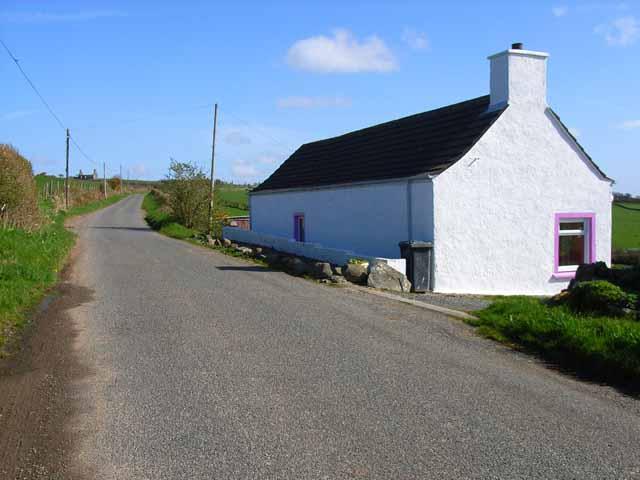 Cottage at Blackhill, near Glenluce