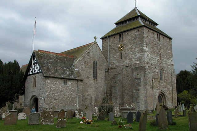 Clun Church