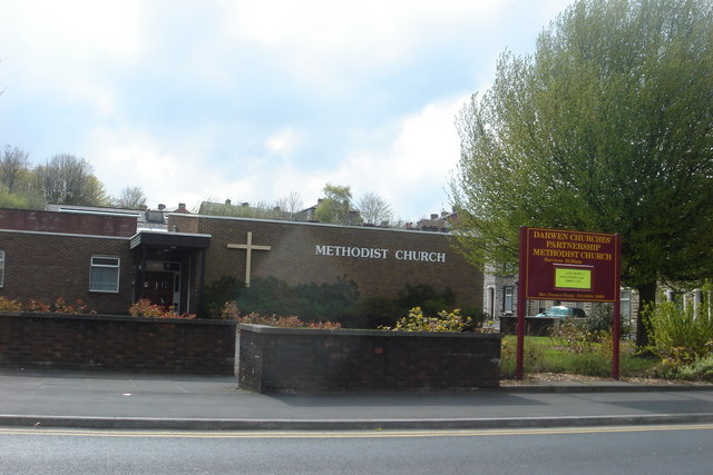 Darwen Churches Partnership Methodist Church