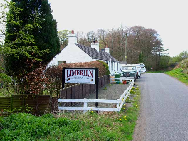 Limekiln Kennels and Cattery, near Stranraer
