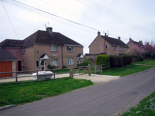 Houses in Bloxworth