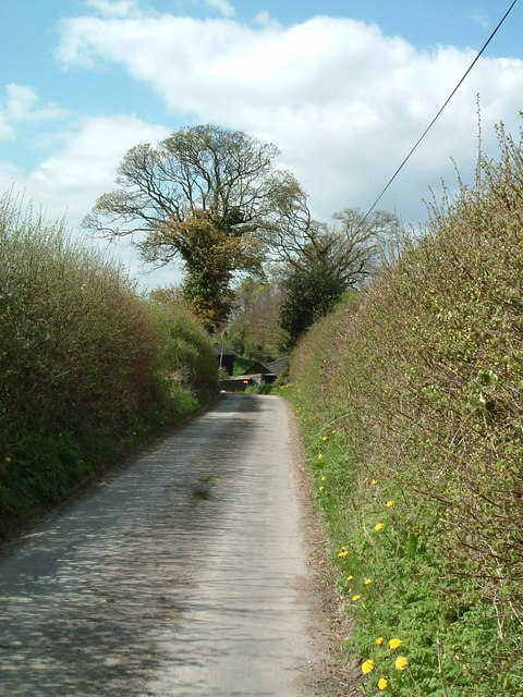 Lane to Wellwick