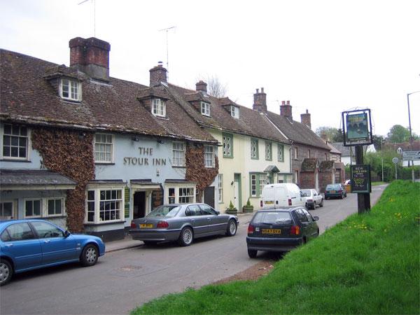 The Stour Inn, Blandford St Mary