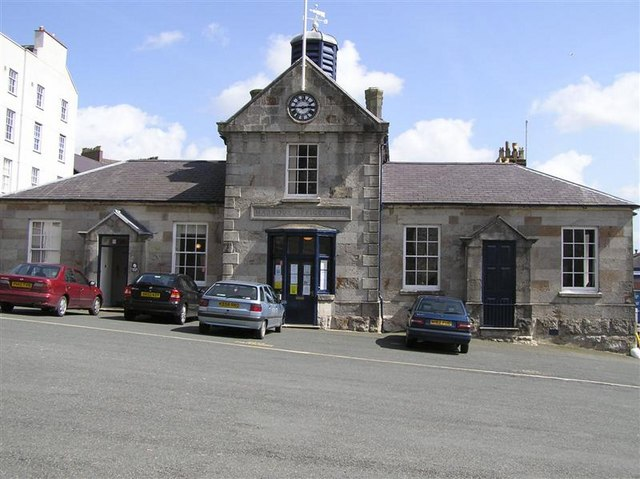 Caernarfon Harbour Offices