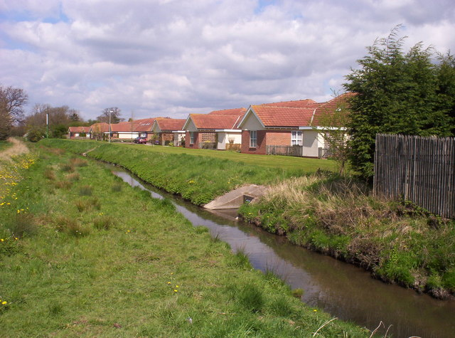 Westfield Beck and New Housing