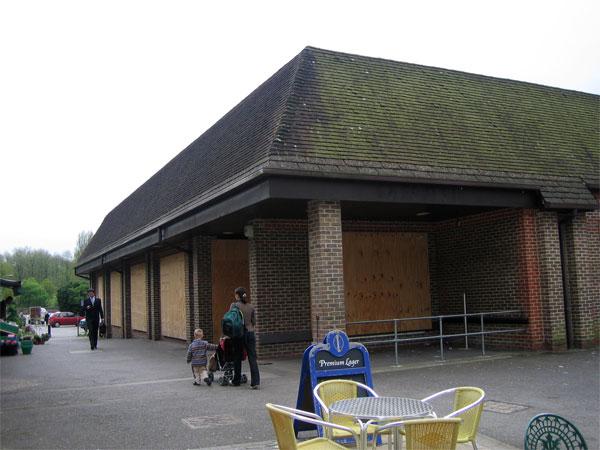 Former Safeway store, Blandford Forum