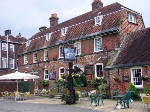 The Greyhound Inn, Blandford Forum