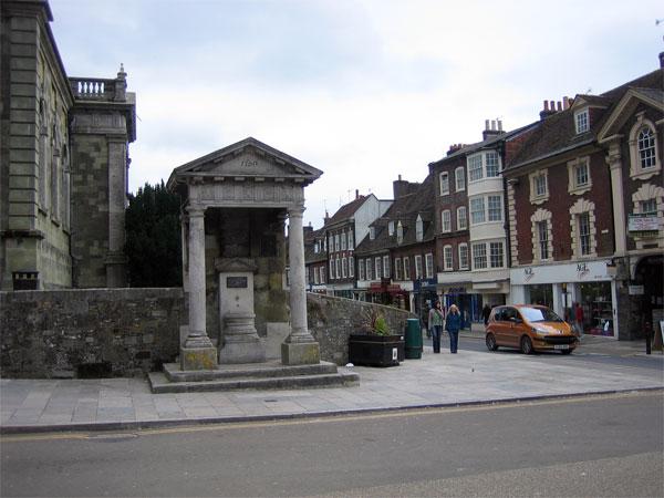 Fire Monument, Blandford Forum