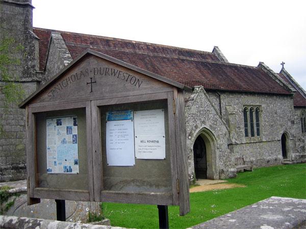 St Nicholas Church, Durweston
