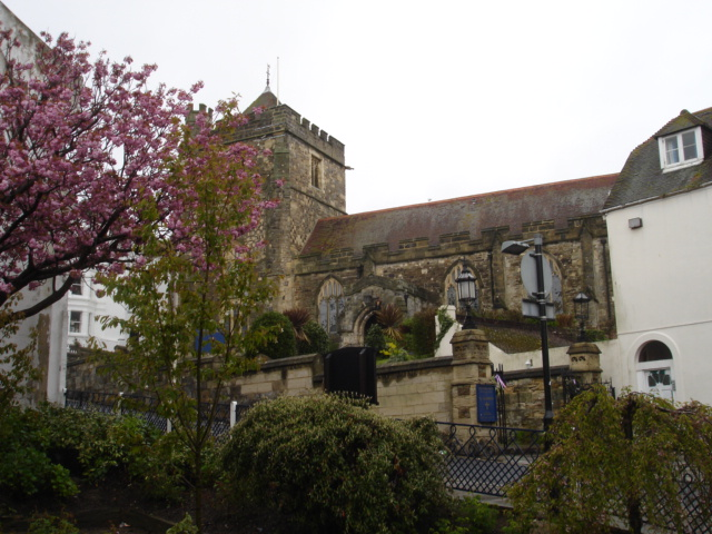 St Clements Church  Hastings East Sussex