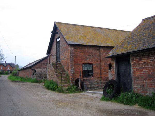 White Pit Farm, Shillingstone