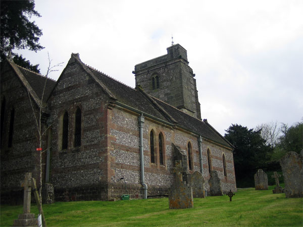 Turnworth Church