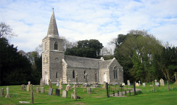 Winterborne Clenston Church