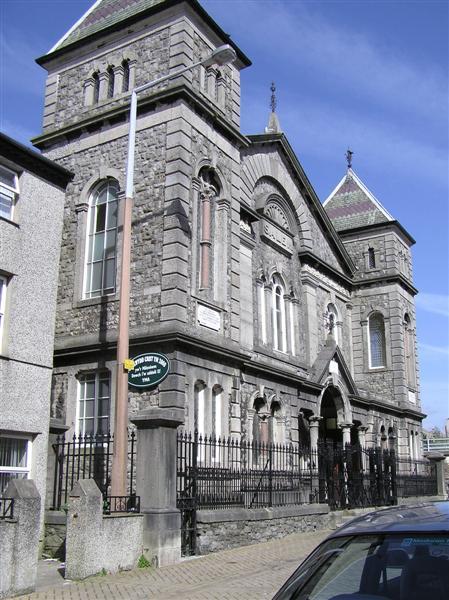 SALEM, Eglwys yr Annibynnwyr, Caernarfon