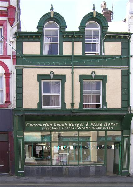 Caernarfon Kebab Burger & Pizza House