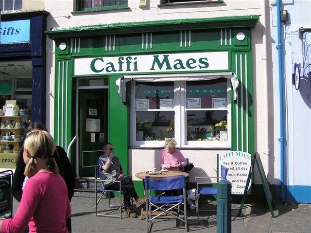 Caffi Maes, Caernarfon