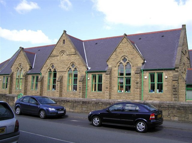 Infants School, Wrexham