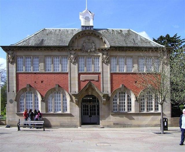 The Library, Wrexham