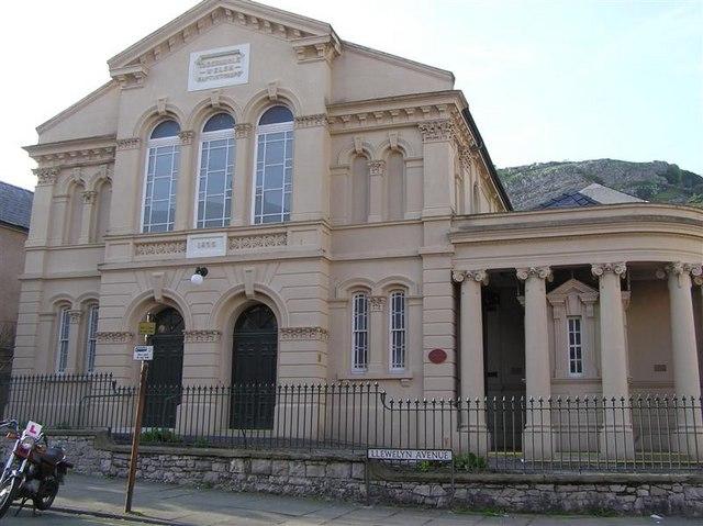 Tabernacle Welsh Baptist Capel, Llandudno