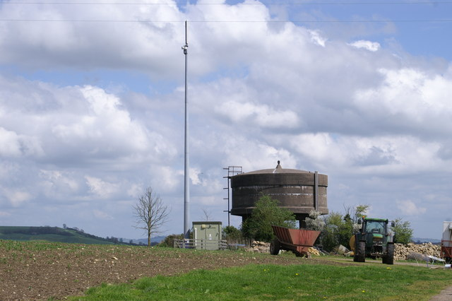 Water Tower, Chew Hill