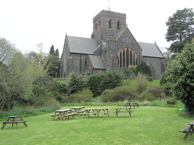 Eglwys St Padarn Church