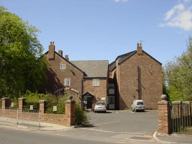 Huyton Hey Manor Farm