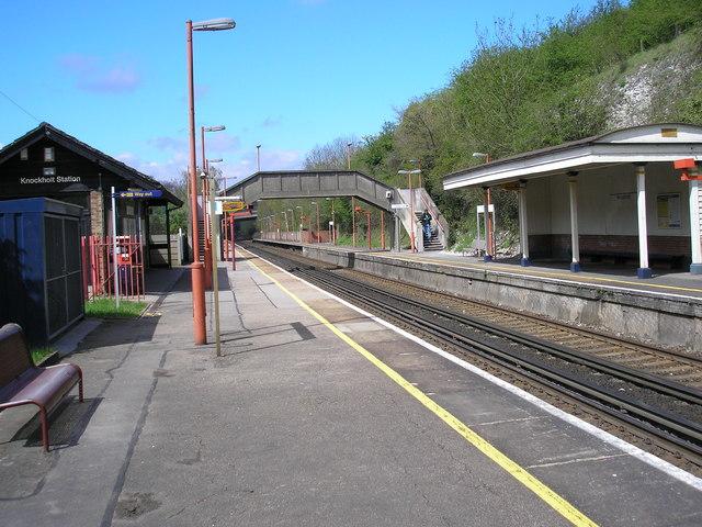 Knockholt station