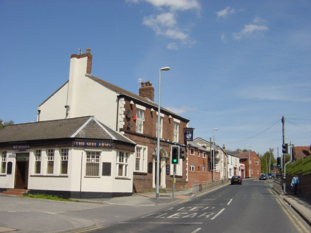 Hall Lane, Huyton Quarry
