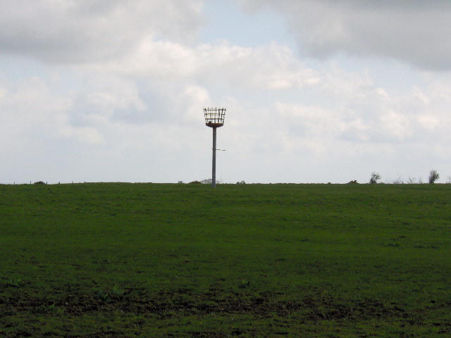 Beacon on Okeford Hill