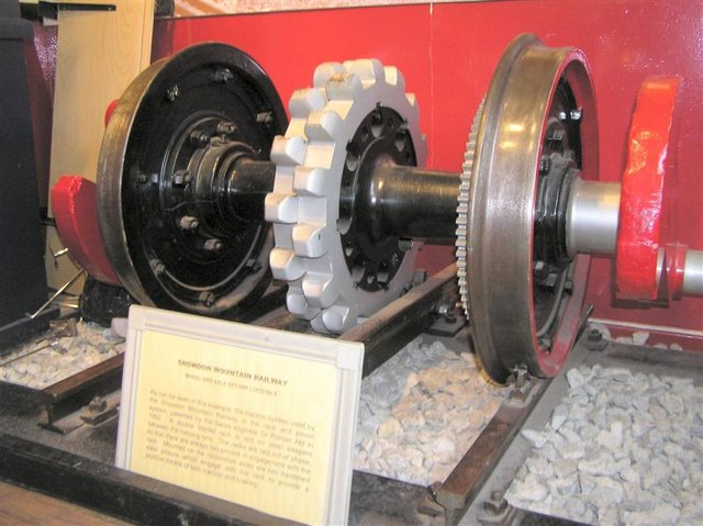 Snowdon Traction System