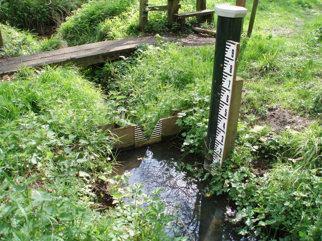 Water level management on Flordon Common