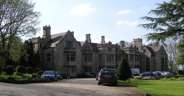 Redworth Hall Hotel.