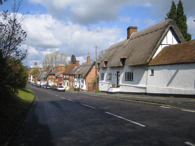 Winslow: A413 Sheep Street