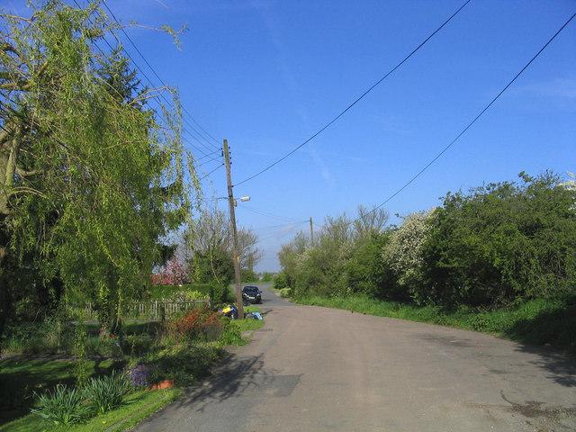 Rural Lane, Great Warley