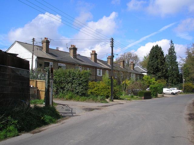 Cottages, Otford Lane, Halstead, Kent