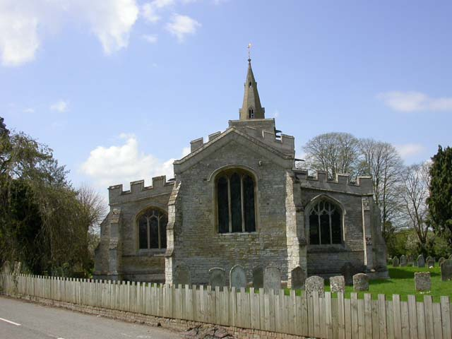 All Hallows, East End
